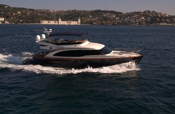 yacht rent istanbul